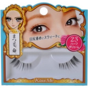 Isehan Kiss Me heroine make | Fake Eyelash | Impact Eyelash 23 Half Volume