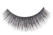 "Cala 2x (4 Total!) 100% Human Hair Eyelashes Blister Pack â..Blackâ.. (No. 31020) + Brush-On Adhesive -5g- ""Dark"" (32004) + A-viva Eco Nail File"