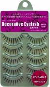SHO-BI Decorative Eyelash   Eyelash   Medium Long 5P