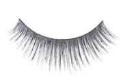 Cala 2x (4 Total!) 100% Human Hair Eyelashes (No.31001) + Brush-On Adhesive -5g- (32004) + Nail Kit