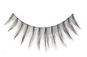 "Cala 2x (4 Total!) 100% Human Hair Eyelashes Blister Pack â..Blackâ.. (No. 31042) + Brush-On Adhesive -5g- ""Dark"" (32004) + A-viva Eco Nail File"