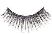 "Cala 2x (4 Total!) 100% Human Hair Eyelashes Blister Pack â..Blackâ.. (No. 31046) + Brush-On Adhesive -5g- ""Dark"" (32004) + A-viva Eco Nail File"