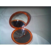 compact Mirror Orange cosmetic