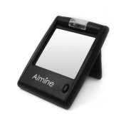 LED Lighted Auto Stand Mirror
