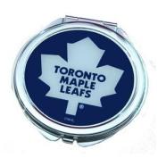 Toronto Maple Leafs Ladies Compact Mirror w/ Floral Design