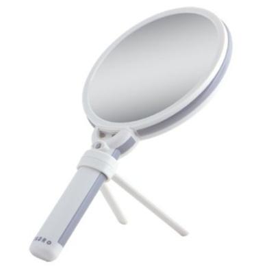 Zadro 5X / 1X Dual Magnification Hand Mirror