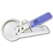 CET Domain Nail Clippers with Magnifier