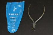 Louis Cobalt Cuticle Nipper, Made in France, No. 12