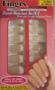 Fing'rs California Girl Nails - Franch Manicure Nail Kit - 2360