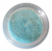 Moyou Nail Art Light Blue Glitter powder