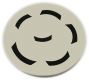 Konad Stamping Nail Art Image Plate - M19
