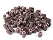 100pc Pro Sanding Bands 120# Drill Machine Grit for Nail Art Pedicure