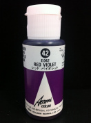 Aeroflash Colour (Red Violet E-042) 1 Bottle of 35ml From Holbein Japan