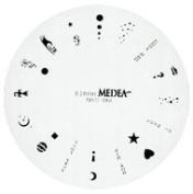 Design Wheel - Hot Wheel Nail Master Stencil Shield