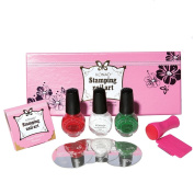 Konad Stamping Nail Art Kit Set B