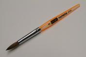 Osaka Finest 100% Pure Kolinsky Brush, Size # 8, Made in Japan