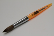Osaka Finest 100% Pure Kolinsky Brush, Size # 20, Made in Japan