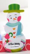 A-Viva Beauty Small Snow Man Nail Shiner 7.6cm x+-3.8cm