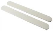 White Wood Board 180/180 Nail File 50 pack