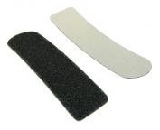 Disposable Pedi-Abrasive Stickers, 80 Grit, 2.5cm x 9.5cm 60 Pack