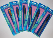 6 Pack Diamon Deb Nail Files 15cm Long