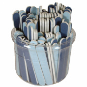 Blue 120/240 8.9cm Mini File Bucket
