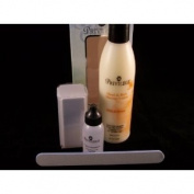 Privilege Manicure Nail Care Kit with Milk and Honey Lotion