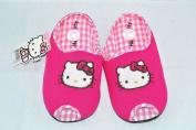Hello Kitty Plush Slippers
