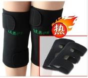 Bamboo charcoal Ultra-Thin Warmer Kneepad, Adjustable Therapy Instrumen J0536