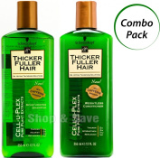 Thicker Fuller Hair Weightless Shampoo & Conditioner Duo Set