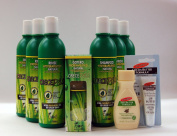 Dominican Hair Care Crece Pelo Multi Pack Combo Deal With free gift!!!!