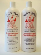 Fairy Tales Rosemary Repel Creme 950ml Shampoo + 950ml Conditioner