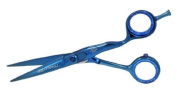 NEW GEM Cobra BLUE Shears 15cm Stylist Scissors Styling Barber Salon Pro Sharp