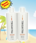 Colour Protect Daily Shampoo and Conditioner Duo 1000ml