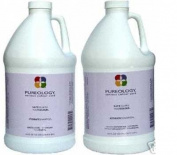 Pureology Hydrate Shampoo 1890ml & Hydrate Conditioner 1890ml Set with 2 Pumps