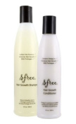 Sfree Hair Growth Shampoo (12oz) & Conditioner