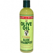 CREAMY ALOE SHAMPOO By ORGANIC ROOT STIMULATOR Shampoo
