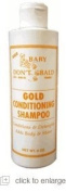 Baby Don't Be Bald Gold Conditioning Shampoo 240ml