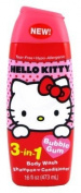 Hello Kitty 3-In-1 Body Wash-Shampoo-Conditioner 473 ml Bubble Gum