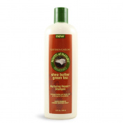 Roots of Nature Shampoo Shea Butter/Green Tea 295 ml