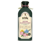 "Shampoo ""Soft"" with Linseed Jelly, Rosehip Oil and Herbs for Coloured and Damaged Hair"