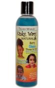 TALIAH WAAJID Kinky, Wavy, Natural Berry Clean Three In One, 240ml