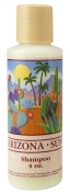 Arizona Sun Shampoo - 120ml - Shampoo For All Types of Hair - Made With Aloe Vera and Other Natural Products - Nourishes Dry Hair - Deep Moisturising For Soft Manageable Hair