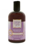 Aromaland - Shampoo for All Hair Types - Lavender 12 Oz