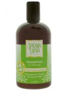 Aromaland - Shampoo for All Hair Types - Tea Tree & Lemon 12 Oz