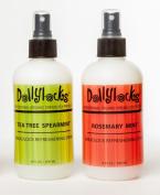 Dollylocks 240ml Rosemary Peppermint Dreadlock Refreshening Spray