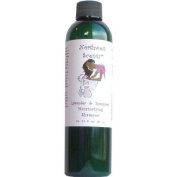 Northwest Scents Lavender and Rosemary Moisturising Shampoo for Black, African American, Afro Caribbean, Dry, Coarse, and Highly Textured Hair - 250ml bottle