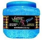 Super Wet Hair Styling Gel Blue 260ml - Gel Fija Pelo