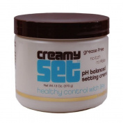 Creamy Set Ph Balanced Setting Cream, 380ml