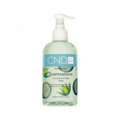 CND Scentsations Hand & Body Lotion CUCUMBER & ALOE